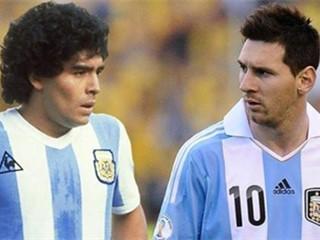 西蒙尼:梅西和马拉多纳可以一起踢球;未来有可能执教阿根廷