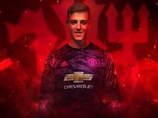 投资未来!曼联签下捷克16岁门将维特克! 