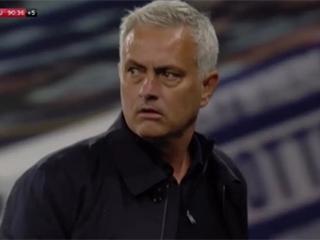 穆里尼奥:曼联本赛季赢得了太多的点球,裁判应该判布鲁诺黄牌