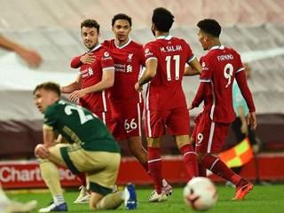 利物浦英超已丢14球联赛并列至多,2年来首次主场送点