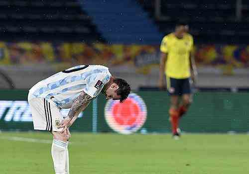 世预赛阿根廷94分钟遭绝平 是怎么回事?