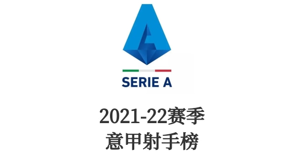 2021/2022意甲射手榜