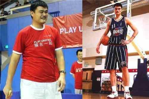 退役后的姚明体重接近400斤,NBA球员退役后的中年危机