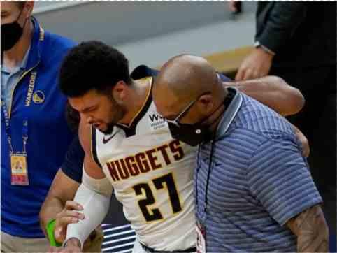 又一NBA球员韧带撕裂!赛季报销!和罗斯一样的伤病