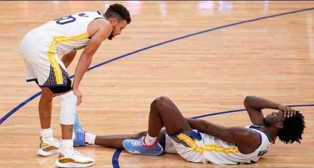 勇士再遭重创!榜眼新星遭遇右膝半月板撕裂,面临赛季报销