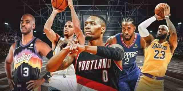 NBA本赛季关键时刻5大球星!你选谁?利拉德一骑绝尘!