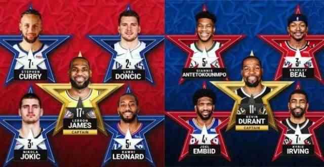 美职篮全明星赛首发人选出炉 3月8日亚特兰大开赛