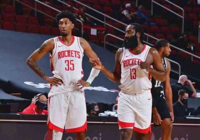 27分10篮板,火箭超值新援变两双机器,成哈登最佳搭档,感谢交易