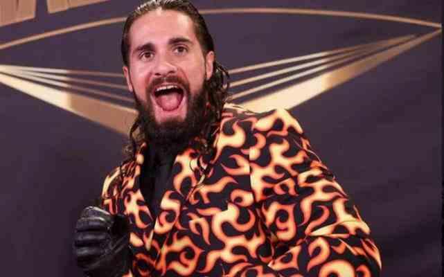 WWE塞斯·罗林斯在名人堂典礼上的一身行头价值曝光!