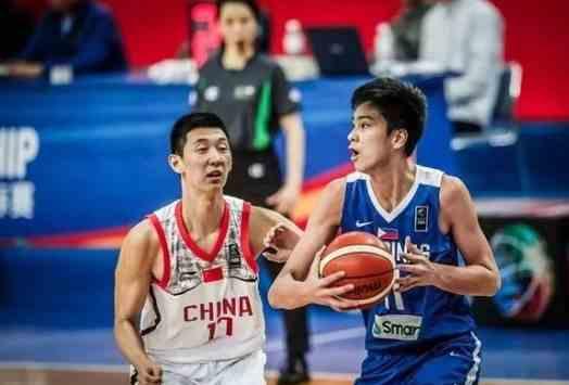 又长3公分!菲律宾周琦身高超大魔王 2米21直追姚明去了!