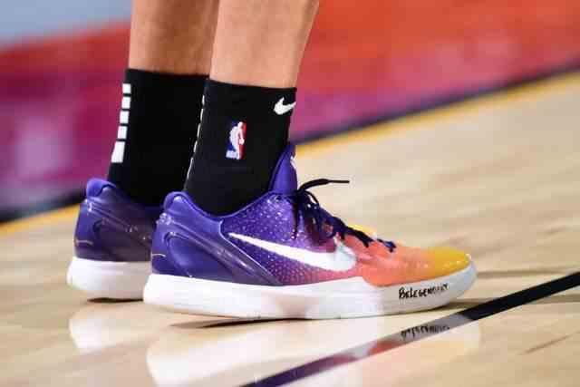 NBA球员上脚:2双Kobe6很帅,李宁和匹克的球鞋都有!