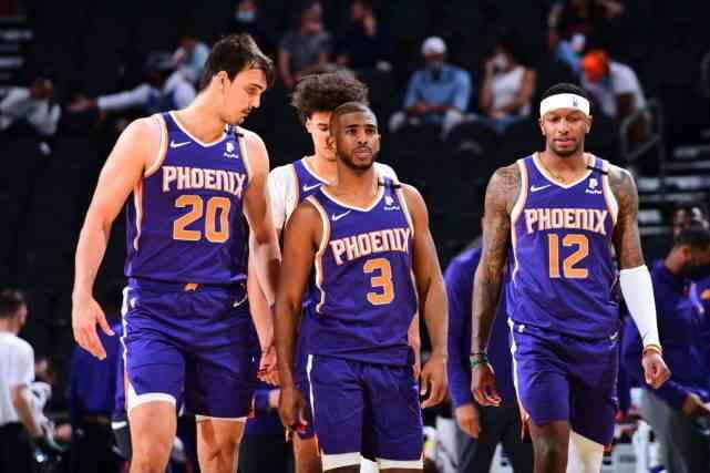 NBA官方实力榜更新,太阳力压爵士登顶,篮网第三,湖人重返前十