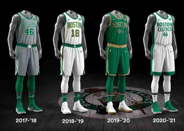"""Nike 发布 20-21 赛季 NBA""""城市版""""球衣,有你中意的么?"""