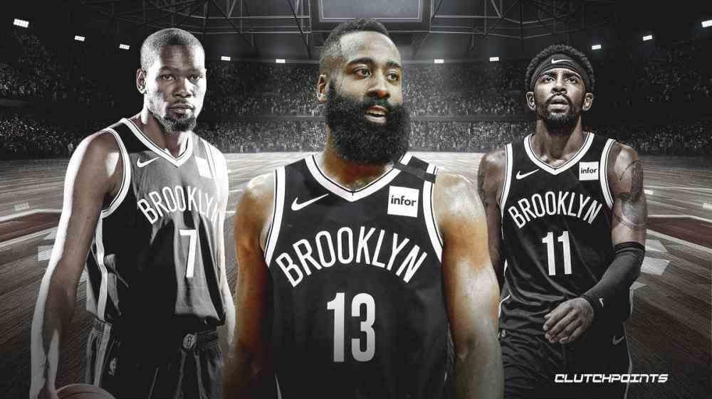 哈登远赴布鲁克林,篮网组建三巨头是福还是祸?作死的欧文该醒悟了!