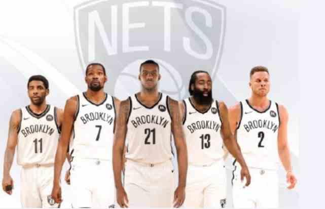 NBA史上最强首发出炉?篮网5巨头争冠,湖人只剩一条路,王猛发感慨