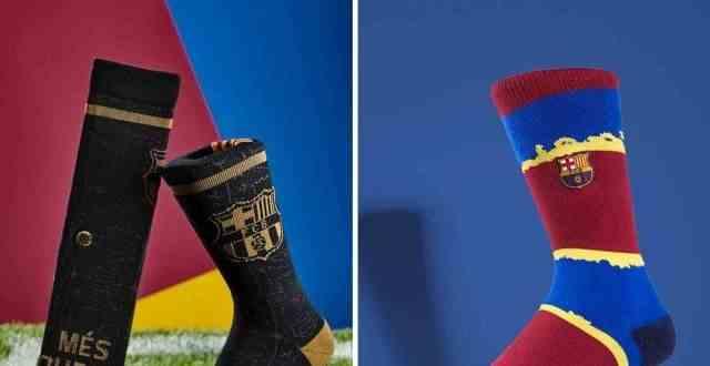 FCB×Stance限量袜子系列发布