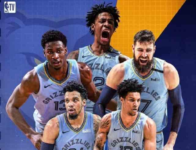 NBA新赛季倒计时9天,莫兰特+小贾伦能否带领灰熊成为西区搅局者?