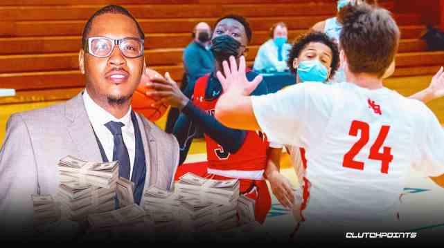 安东尼正式联手杜兰特!对篮球的热爱无止境 助力投资篮球联盟
