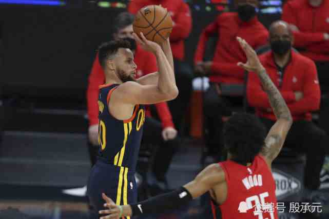 库里成巴里后队史首人 这表现排名NBA现役第几