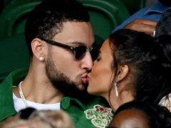 5队追逐西蒙斯!NBA花心男却只顾恋爱,连奥运都不打,新欢绝了