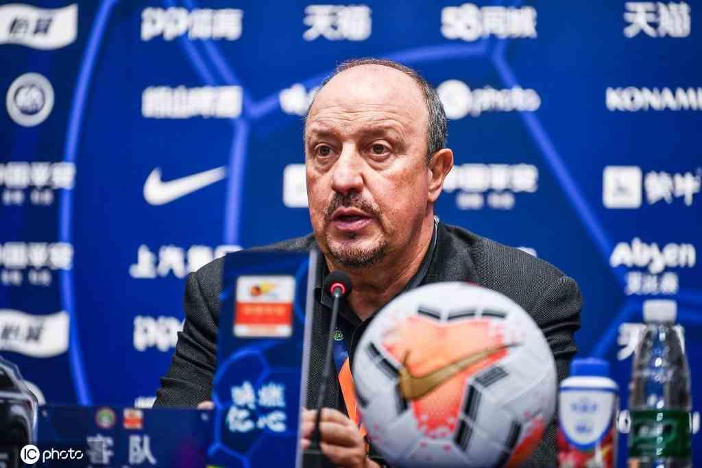贝尼特斯:龙东不在尝试更多打法 希望国内球员承担更多责任