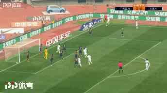 半场-富力0-0大连人 阿德里安进球被吹拉尔森中横梁