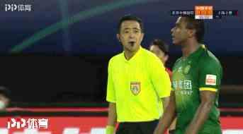 47岁名哨郭宝龙带伤吹罚国安上港焦点战 赛前抽出4管膝盖积液