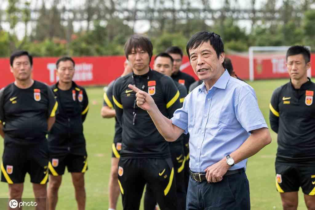 国足未来三年目标:2022世预赛求新突破 国家队力争亚洲一流