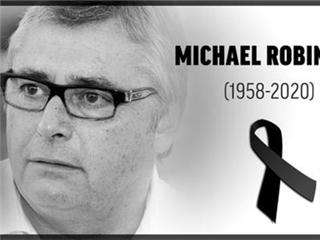 爱尔兰传奇球星、欧冠得主迈克尔·罗宾逊因皮肤癌不幸离世