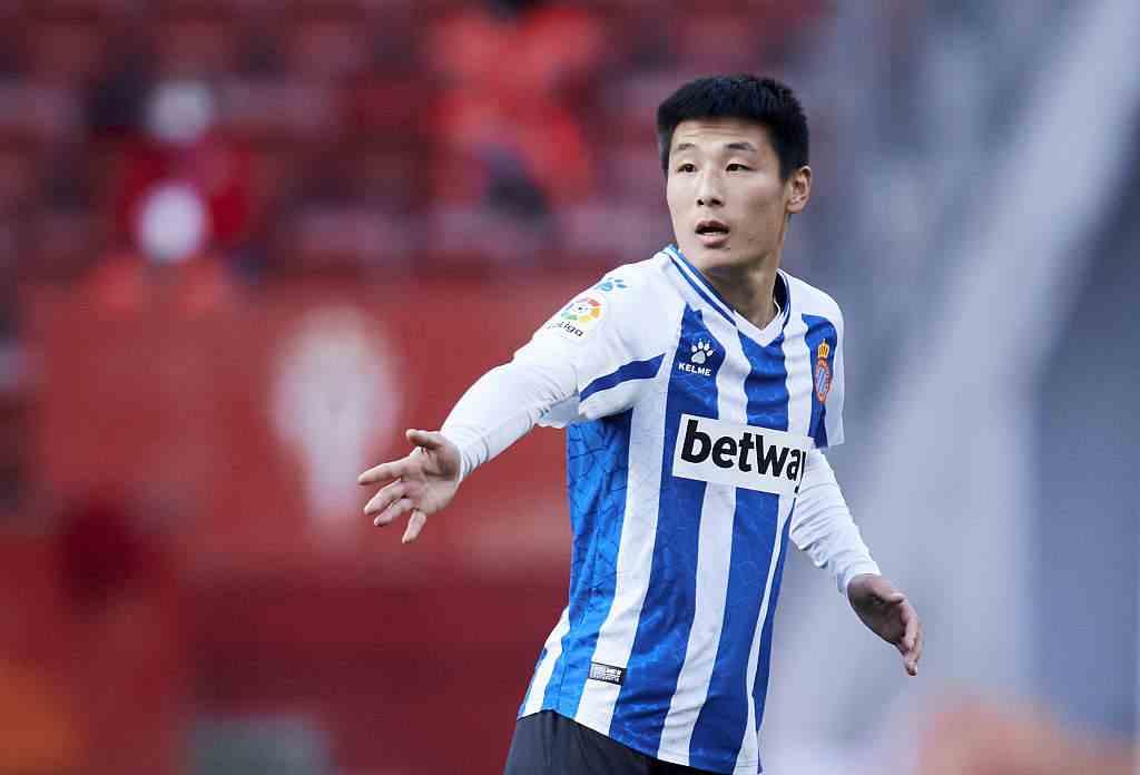 西甲联盟中国区代表:武磊铺了条路 让大家知道中国球员能踢西甲
