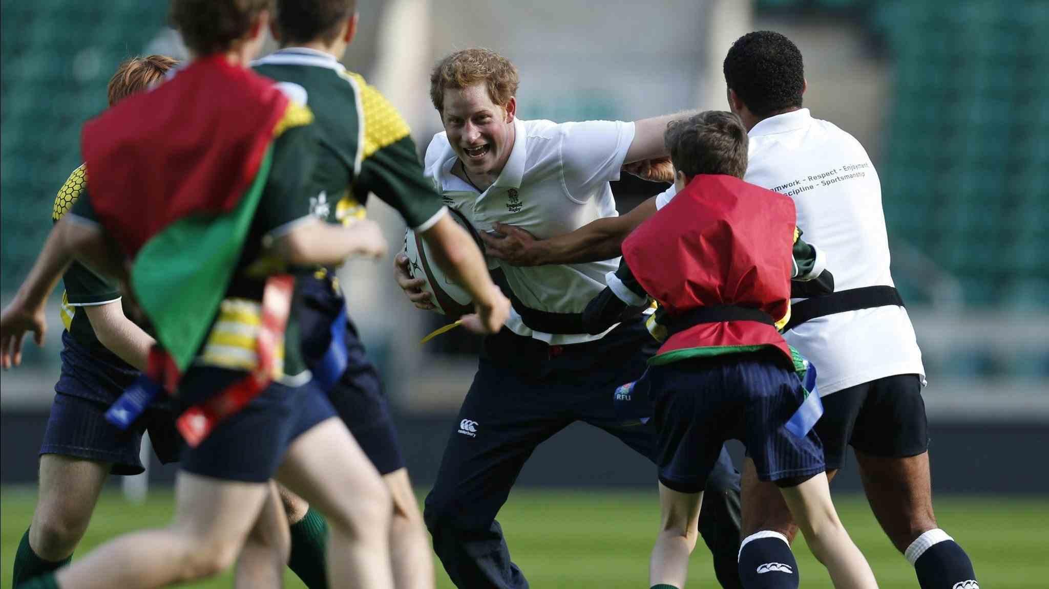 英国政府拨款4亿美元给体育行业,橄榄球联盟最多,英超和男足一毛不拔