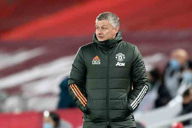 索帅不满曼联没击败利物浦:对手伤病众多都没赢,表现不配得3分