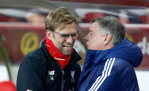 英超保级队主帅:我们要先拿下利物浦,再战胜阿森纳!