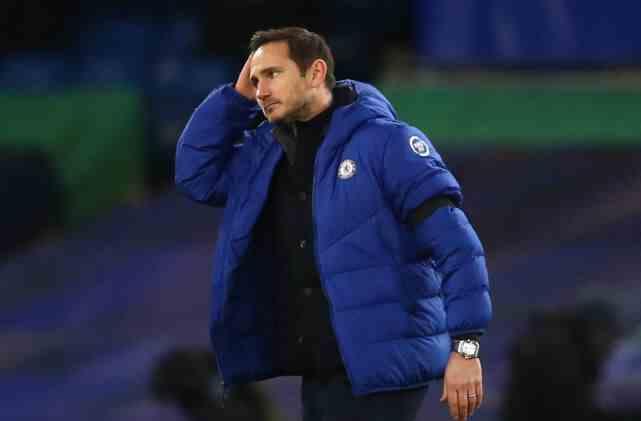 英媒:如果切尔西在足总杯中输给英乙球队,兰帕德应该立即下课