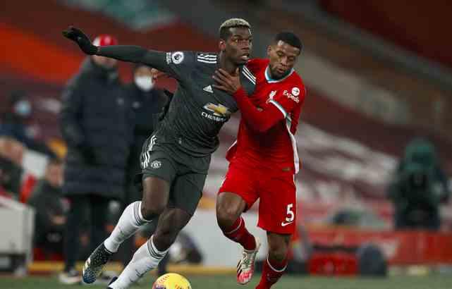 双红会0-0闷平,博格巴愈发出色的状态会让曼联回心转意吗?