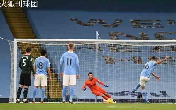 3-0!穆里尼奥也挡不住,曼城队大胜热刺队豪取16连胜!