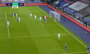 英超-莱斯特城2-0切尔西,多赛一轮登顶英超