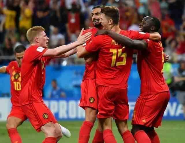 欧国联前瞻:比利时对阵英格兰,英超内战再上演,凯恩pk卢卡库
