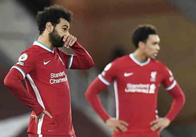从7:0到5场进1球 英超射手王单刀也进不了 利物浦离卫冕越来越远