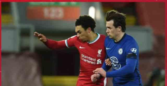 英超-利物浦0-1切尔西,遭遇英超主场五连败