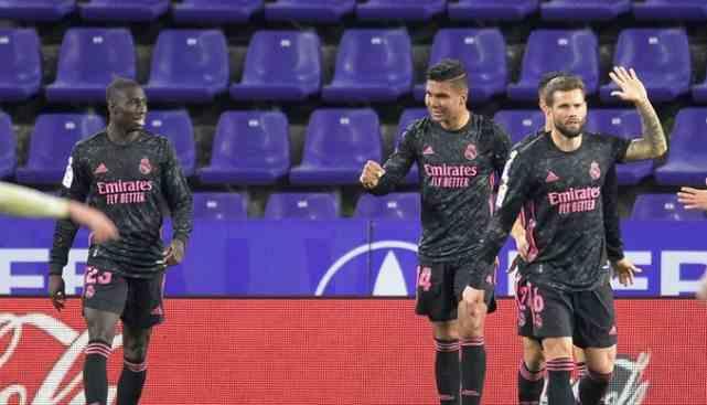 西甲-门神救主皇马1-0 落后榜首3分 西甲头球王破门 中锋两进球无效