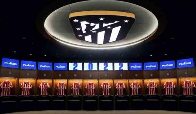 马德里竞技与Plus500续约至2022年