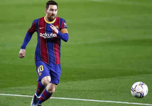 联赛大胜的巴塞罗那,欧冠即将迎战大巴黎,梅西能否率队获胜?