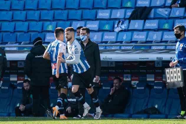 """3-5!1-2!创下2大耻辱!西班牙人再PK""""宿敌"""",武磊连踢4场硬仗"""