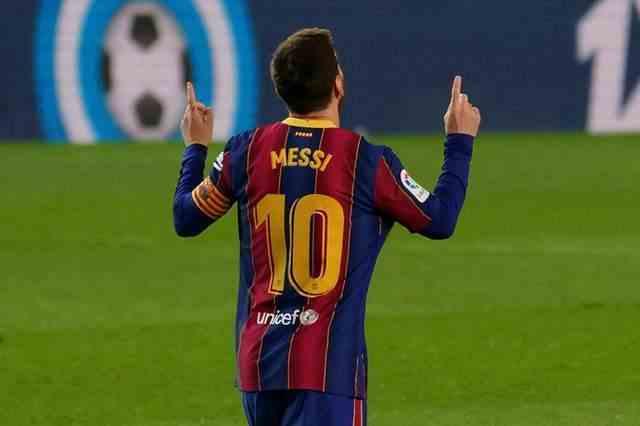 西甲第一!梅西双响+全场最佳,阿尔巴破门 巴萨3-0埃尔切