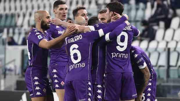 意甲-10人尤文0-3佛罗伦萨,皮尔洛意甲首败,红牌+乌龙+争议判罚