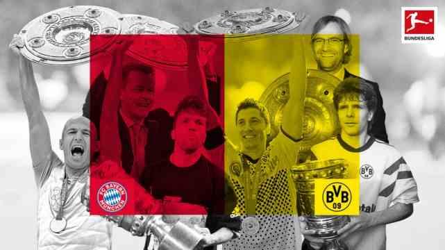 """拜仁vs多特即将打响,你可知""""德国国家德比""""意味着什么?"""