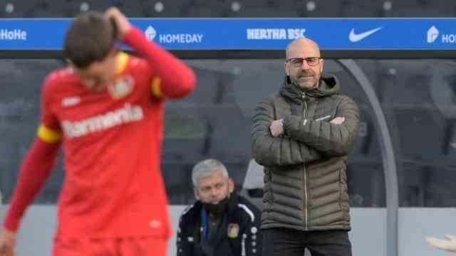 """给博斯3个月自救未果,勒沃库森向德国足协""""租借""""教练冲欧冠"""