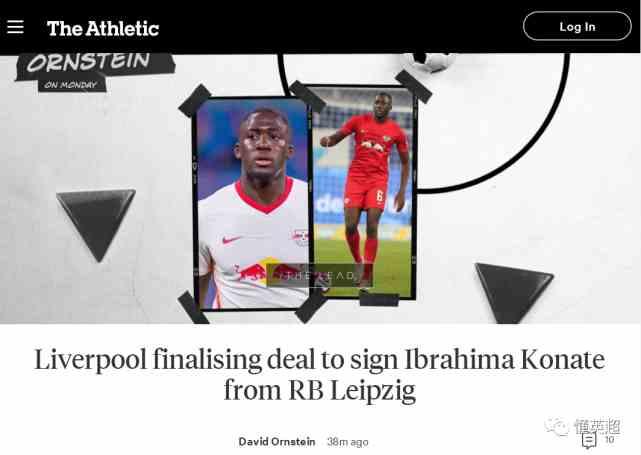重磅!解约金3400万利物浦敲定第一签,21岁德甲铁卫加盟