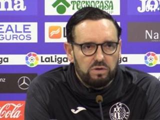 赫塔费主帅:不去意大利和国米踢比赛的决定是正确的